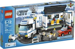 LEGO City Police Mobile Police Unit 7288