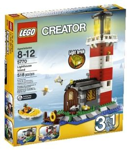 LEGO Lighthouse Island 5770