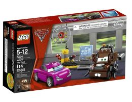 LEGO Cars Maters Spy Zone 8424
