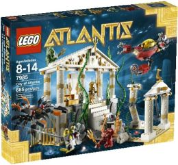 LEGO City of Atlantis 7985