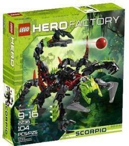 LEGO SCORPIO 2236