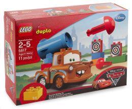 LEGO DUPLO Preschool Cars Agent Mater 5817