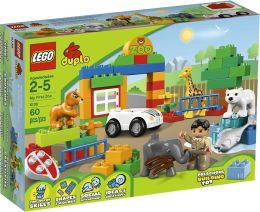 LEGO DUPLO Brick Themes My First Zoo 6136