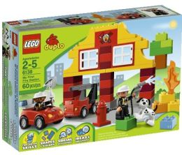 LEGO My First Fire Station 6138