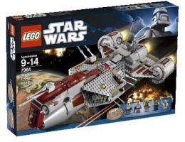LEGO Republic Frigate 7964