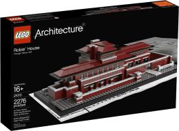 LEGO 2011 Architecture Robie House