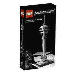 LEGO 2011 Architecture Seattle Space Needle