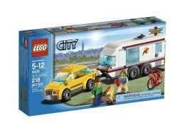 LEGO Car & Caravan - 4435