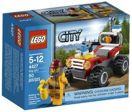 LEGO Fire ATV - 4427