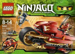 LEGO Kai's Blade Cycle - 9441