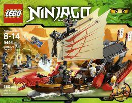 LEGO Destinys Bounty - 9446