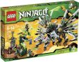 Product Image. Title: LEGO Ninjago Epic Dragon Battle 9450