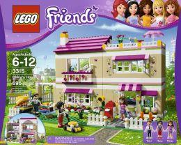 LEGO Olivias House - 3315