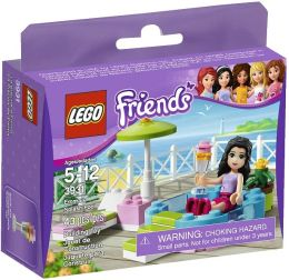 LEGO Emma's Splash Pool - 3931