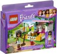 Product Image. Title: Lego Friends Andrea's Bunny House 3938
