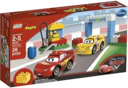 DUPLO Cars Race Day 6133