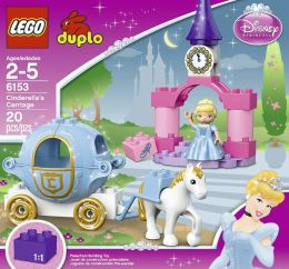 Lego Princess Cinderellas Carriage