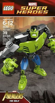 LEGO Hulk - 4530