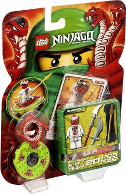 LEGO Snappa - 9564