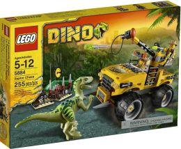 LEGO Raptor Chase - 5884