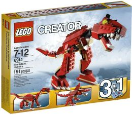 LEGO Prehistoric Hunters - 6914