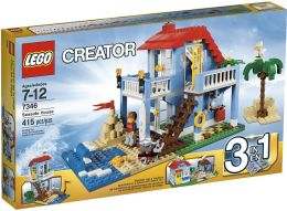 LEGO Creator Seaside House 7346