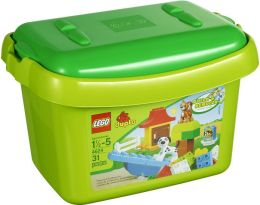 DUPLO Creative Play LEGO DUPLO Brick Box 4624