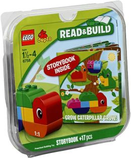 DUPLO Learning Play Grow Caterpillar Grow! 6758
