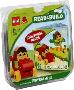 DUPLO Learning Play Let's Go! Vroom! 6760