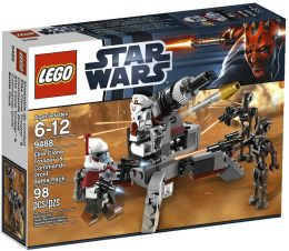 LEGO Star Wars ARC Trooper & Commando Droid Battle Pack - 9488