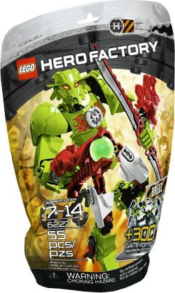 LEGO Hero Factory BREEZ 6227