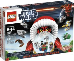 LEGO Star Wars 2012 Advent Calendar 9509