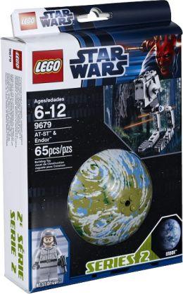LEGO Star Wars AT-ST & Endor 9679