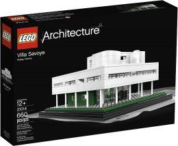 LEGO® Architecture Vila Savoy Paris