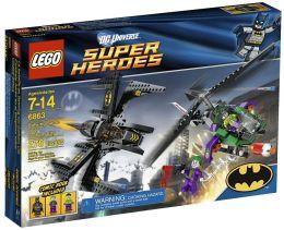 LEGO DC 4 - 6863