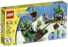 LEGO The Flying Dutchman - 3817
