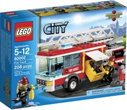 LEGO City Fire Fire Truck 60002