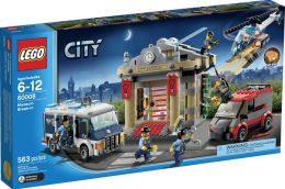 LEGO® City Police Museum Break-In 60008