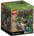Product Image. Title: LEGO Minecraft 21102
