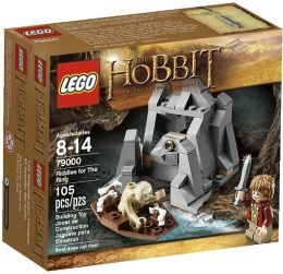 LEGO® Hobbit Riddles for The Ring 79000