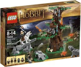 LEGO® Hobbit Attack of the Wargs 79002
