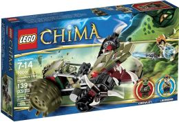 LEGO® Chima Crawley.s Claw Ripper 70001