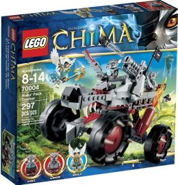 LEGO Chima Wakz' Pack Tracker 70004