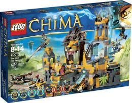 LEGO Chima The Lion CHI Temple 70010