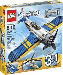 LEGO Creator Aviation Adventures 31011