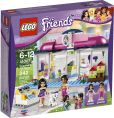 Product Image. Title: LEGO Friends Heartlake Pet Salon 41007