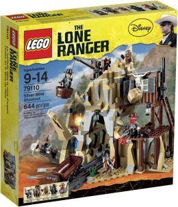 LEGO Lone Ranger Silver Mine Shootout 79100