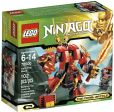 Product Image. Title: LEGO Ninjago Kai's Fire Mech 70500