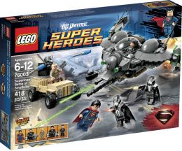 LEGO Superman Battle of Smallville #76003