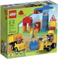 Product Image. Title: LEGO� DUPLO Brick Themes My First Construction Site 10518